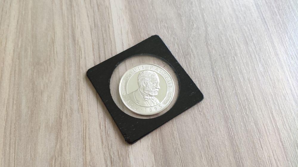 Médaille Louis Pasteur 50 Vandœuvre-lès-Nancy (54)