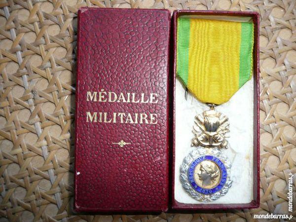 Médaille Militaire 1870 Valeur et Discipline 45 Bordeaux (33)