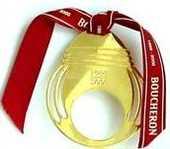 Médaille du 3e millénaire Boucheron Paris 0 Richwiller (68)