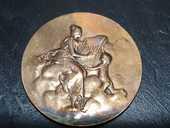 Médaille Monnaie de Paris 1900 25 Bordeaux (33)