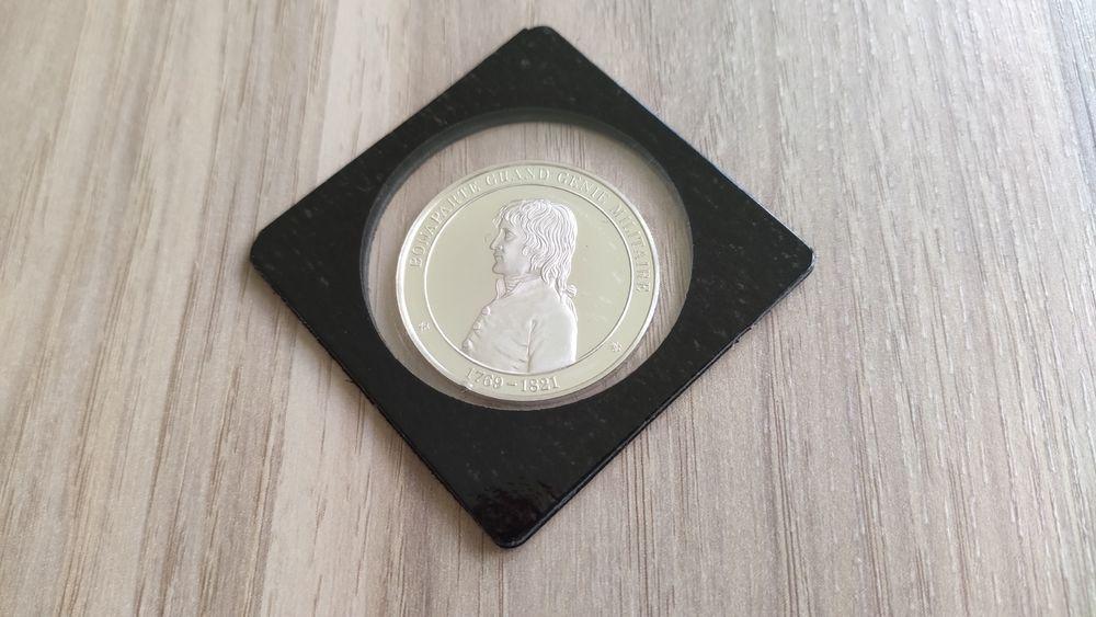 Médaille Napoléon Bonaparte 60 Vandœuvre-lès-Nancy (54)