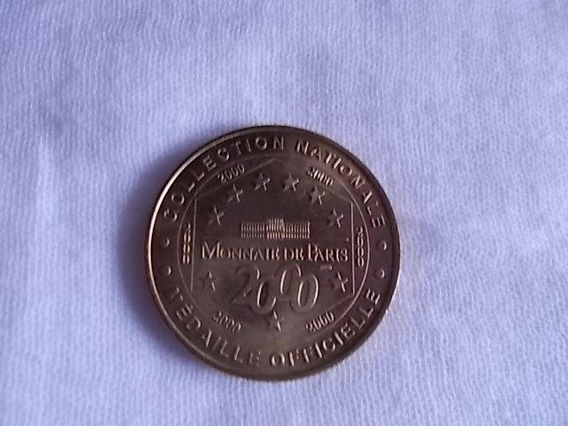 médaille de Paris  15 Chissey-en-Morvan (71)