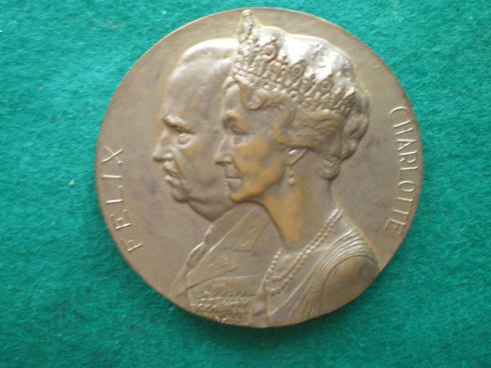 Médaille du Prince Félix et Charlotte de Luxembourg. 30 Caen (14)