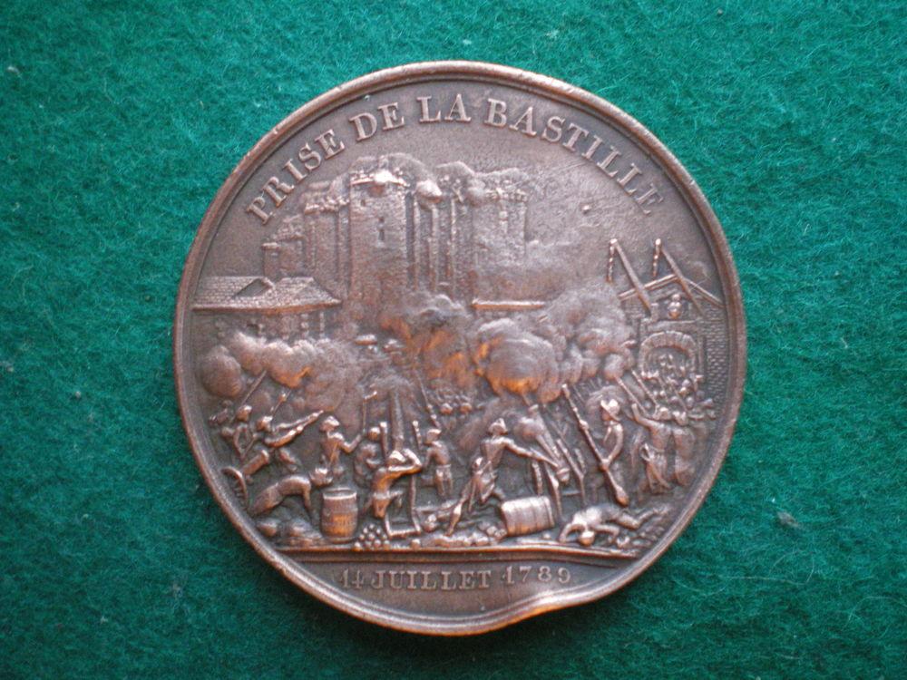 Médaille de la Prise de la Bastille. 25 Caen (14)