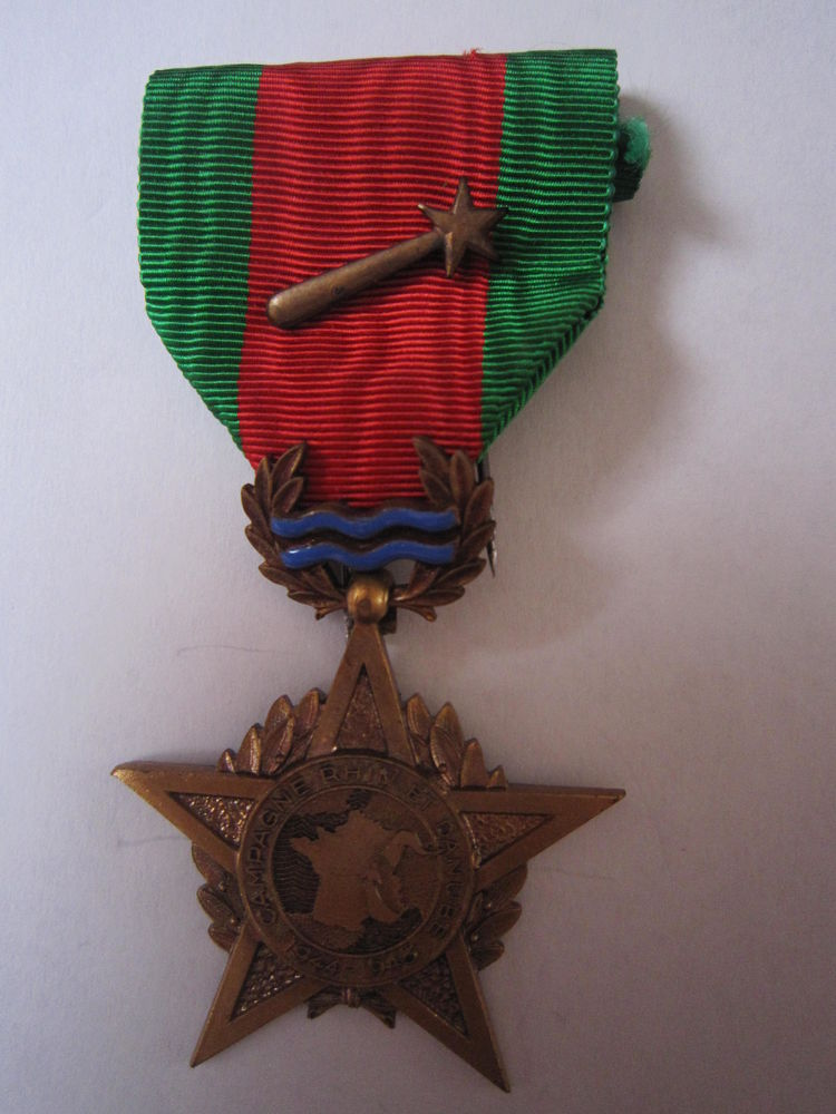 Médaille Rhin et Danube 60 Salon-de-Provence (13)