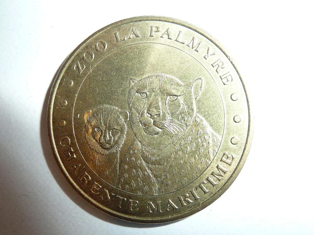 Médaille touristique 2003 Zoo la Palmyre (17)