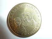 Médaille touristique 2003 Zoo la Palmyre (17) 12 Bordeaux (33)