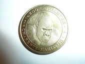 Médaille touristique 2005 Zoo la Palmyre (17) 10 Bordeaux (33)