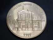 Médaille touristique église notre dame Bordeaux 4 Bordeaux (33)