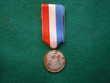 Médaille de l'union Fraternelle des Anciens Militaires.