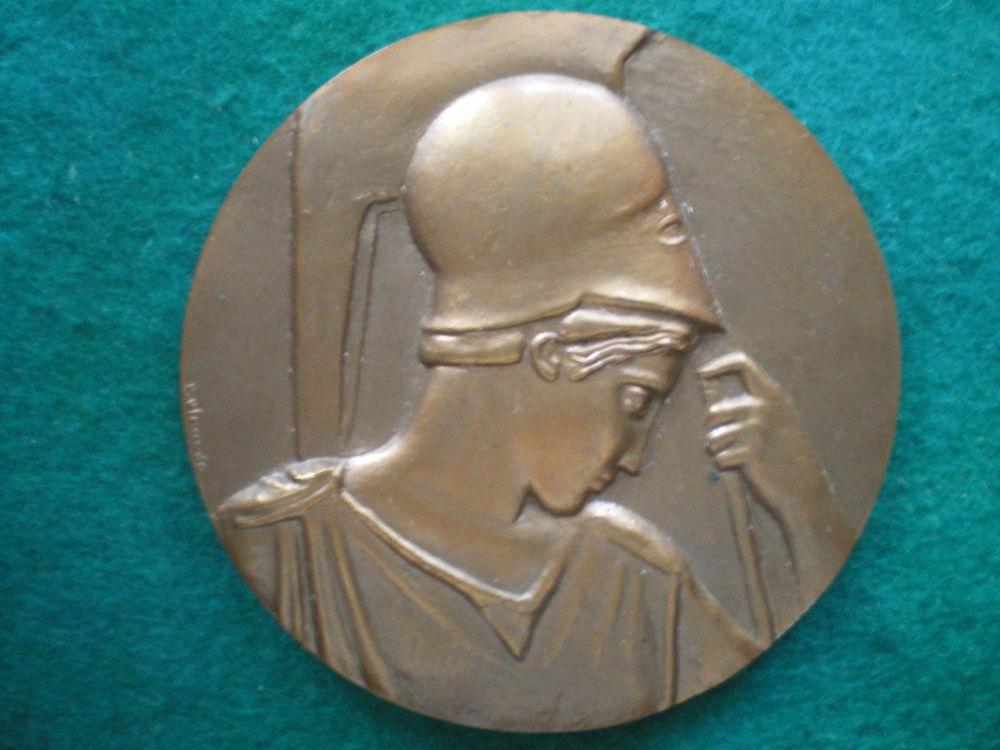 Médaille de l'Université d'Alger par Paul BELMONDO. 240 Caen (14)
