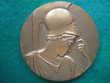 Médaille de l'Université d'Alger par Paul BELMONDO.