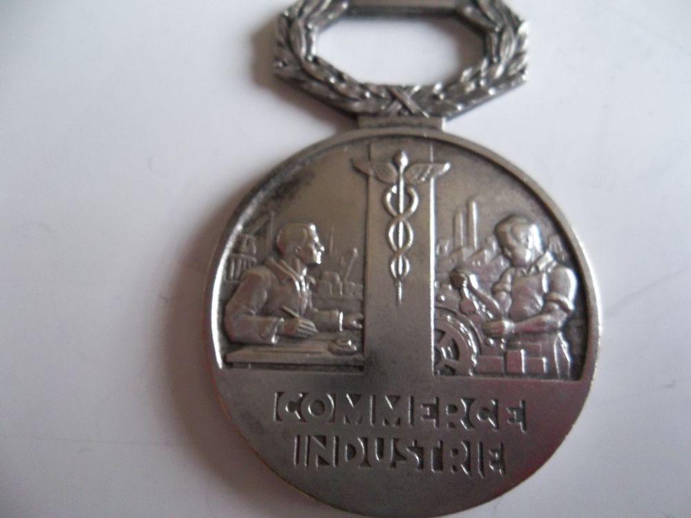 médaille  10 Haillicourt (62)