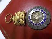 médaille  15 Haillicourt (62)