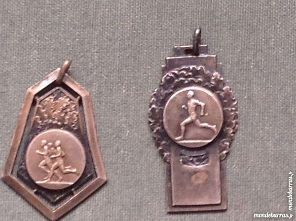 Médailles d'athlétisme 8 Montceau-les-Mines (71)