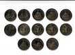 MDP Lot 13 médailles Basilique du Sacré-Coeur de Montmartre