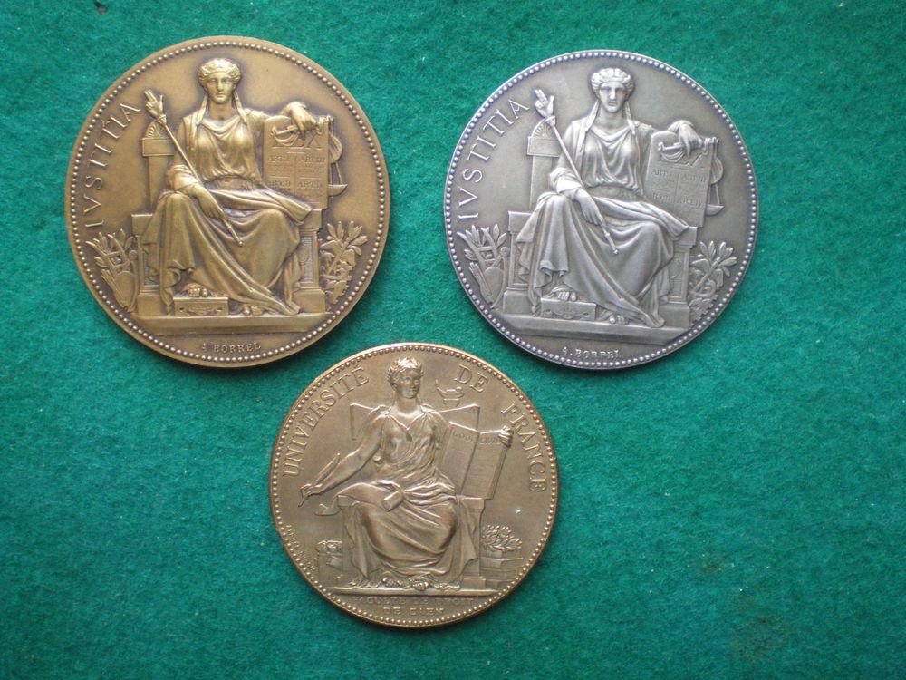 Médailles de la Faculté de Droit de Paris. 30 Caen (14)