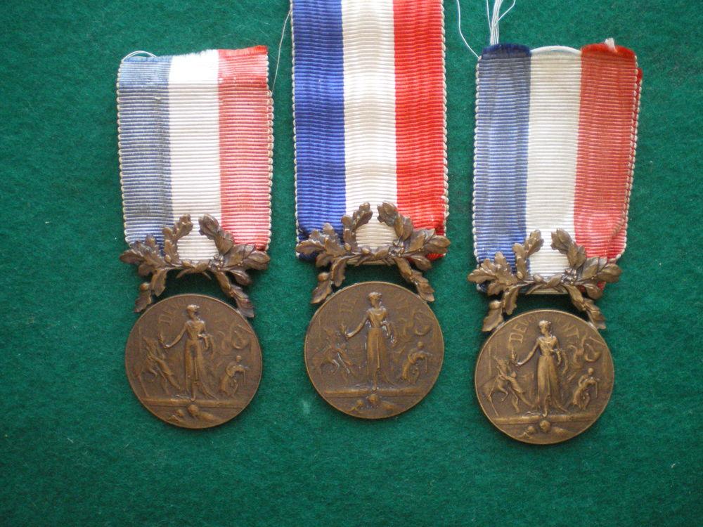 Médailles d'Honneur pour Actes de Courage et de Dévouement. 20 Caen (14)