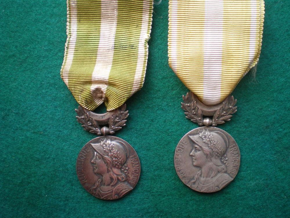 Médailles du Maroc 1909. 40 Caen (14)