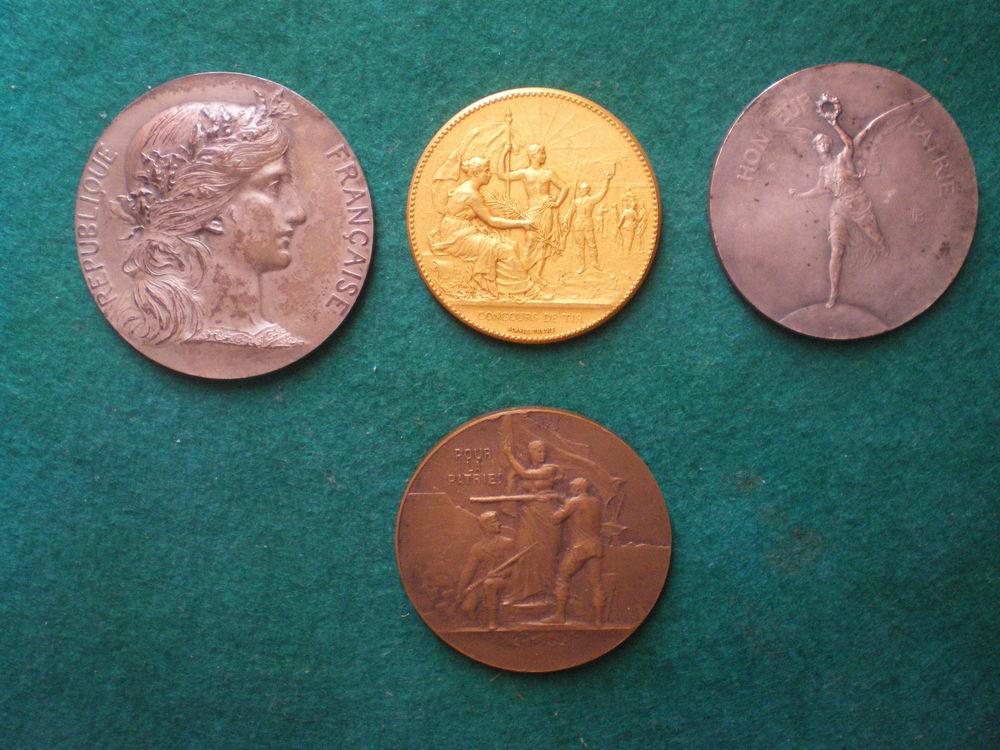 Médailles de Tir. 40 Caen (14)