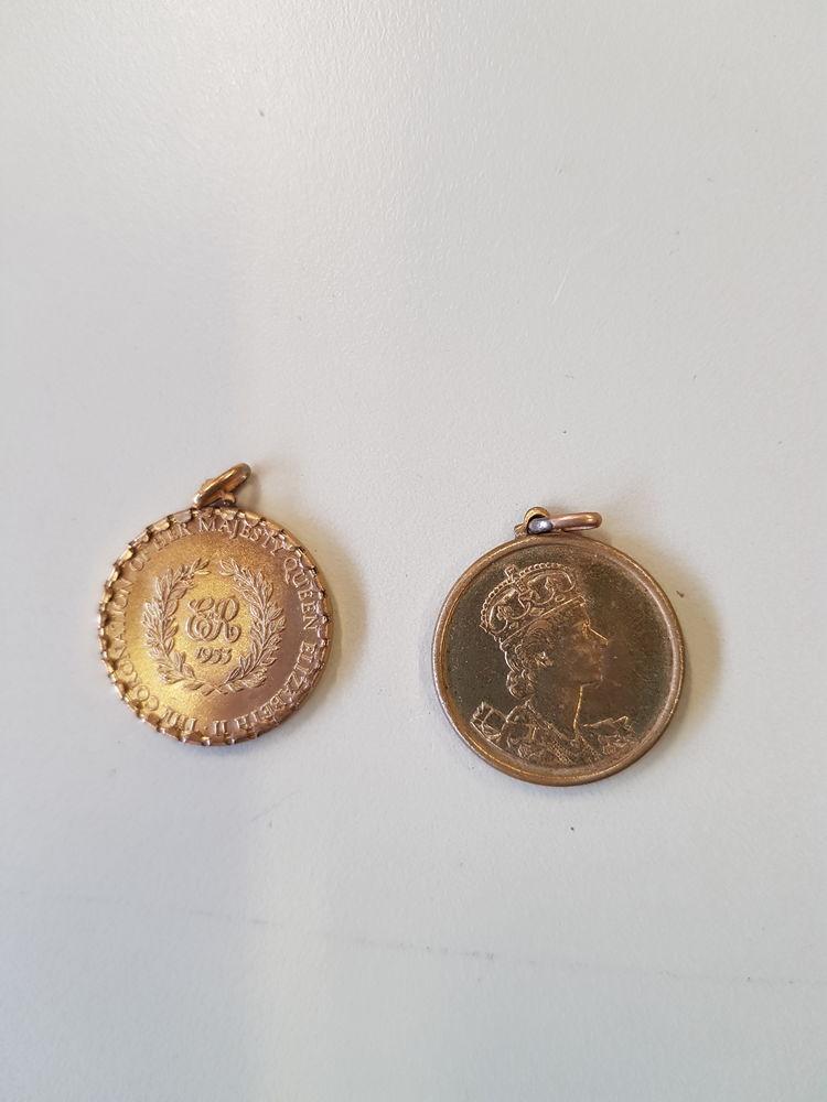 medaillon elizabeth 2 bronze 30 Rethel (08)