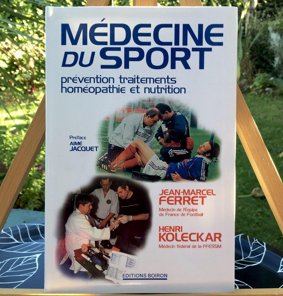 Médecine du Sport de J-M.Ferret et H.Koleckar; Livre Neuf  14 L'Isle-Jourdain (32)