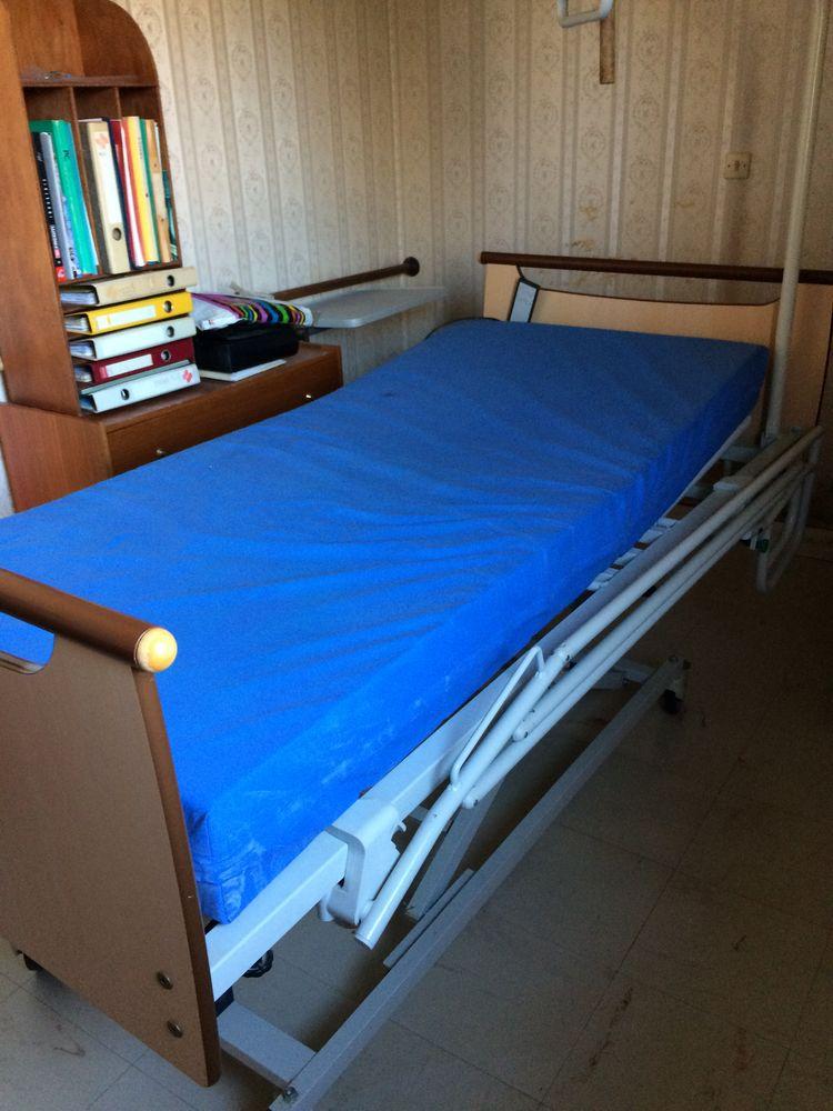 Lit médicalisé d'une personne 300 Saint-Aubin-lès-Elbeuf (76)