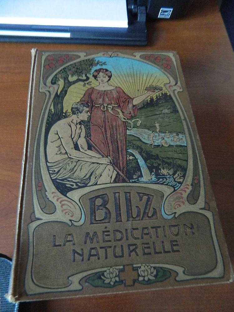 la médication naturelle par F.E. BILZ -  100 Premières (21)