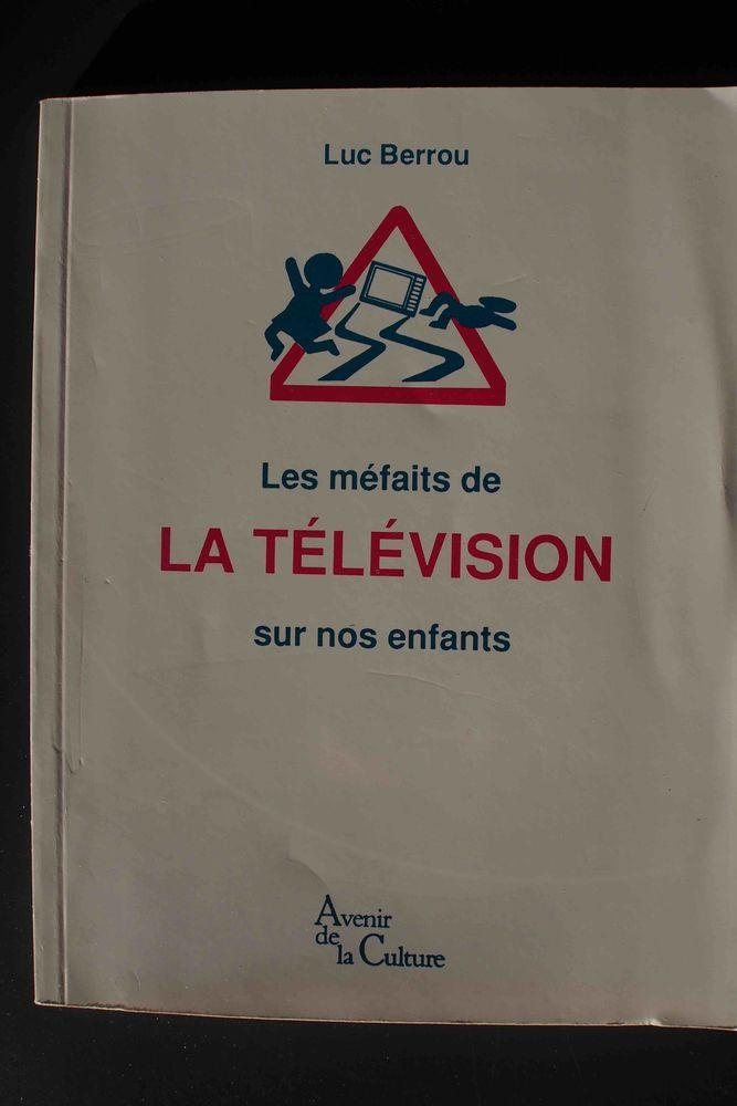 Les méfaits de la télévision - Luc Berrou, 4 Rennes (35)