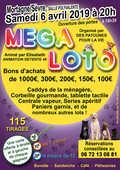 MEGA LOTO samedi 6 avril 2019 à 20h Mortagne sur sèvre 3 Saint-Laurent-sur-Sèvre (85)