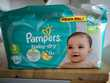 Mega pack (x100) Couches pampers babydry Taille 3  Paris 15 (75)