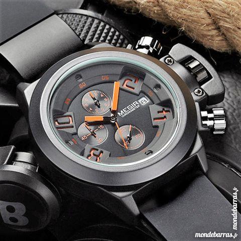 MEGIR montre MILITARY chronographe homme 2010 ANA0136 115 Metz (57)
