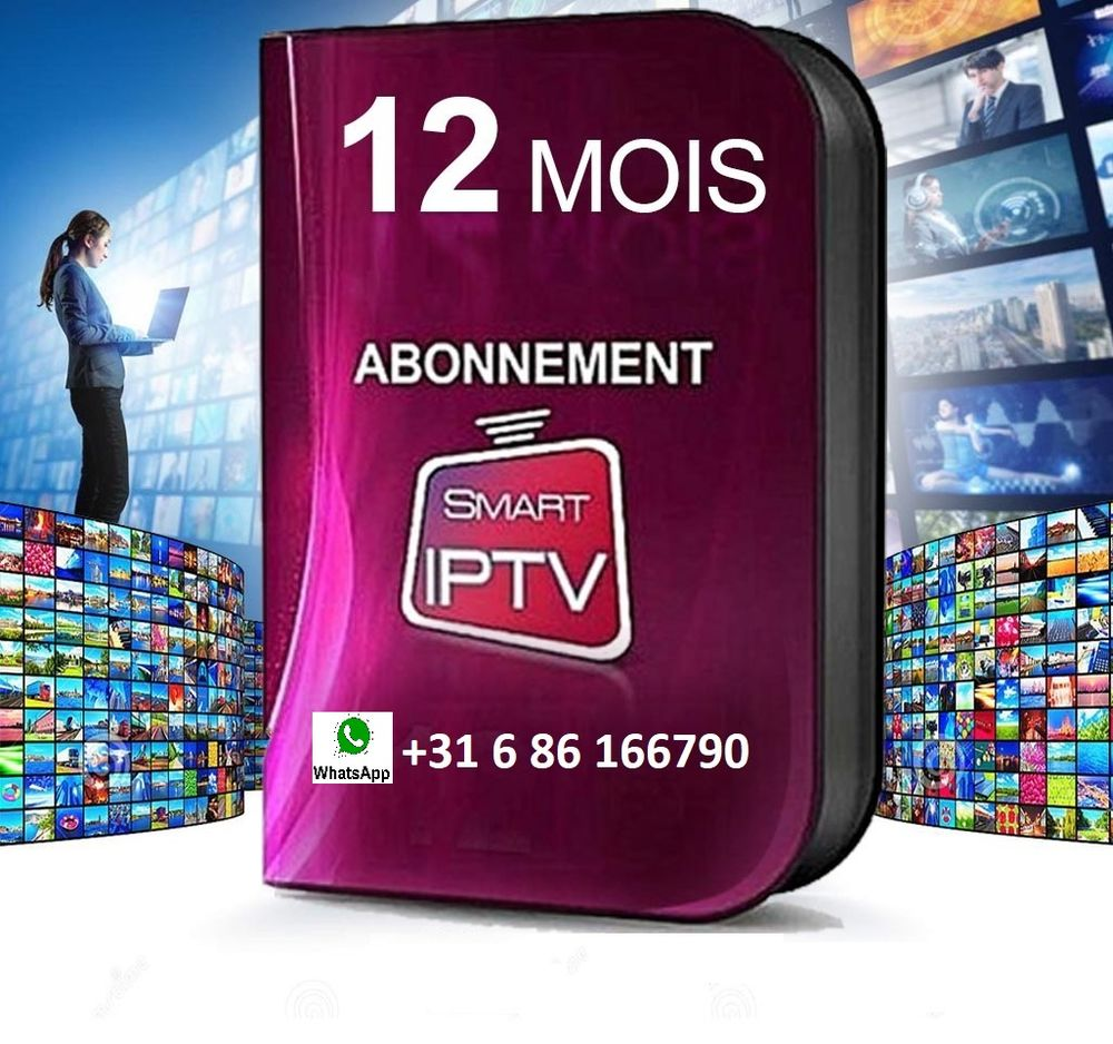 Meilleur Abonnement IP//TV Avec Un test de 24h Gratuit. 49 Paris 10 (75)