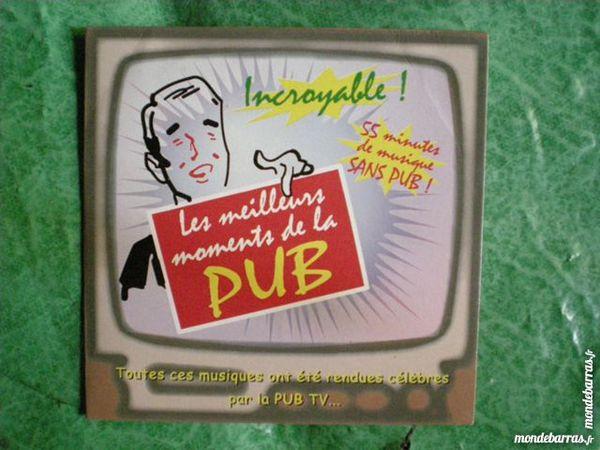 CD      Les meilleurs moments de la pub     2 Saleilles (66)