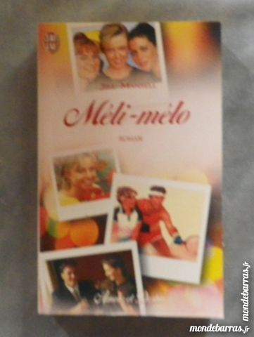 MELI-MELO de Jill MANSELL Amour et Destin 2 Attainville (95)