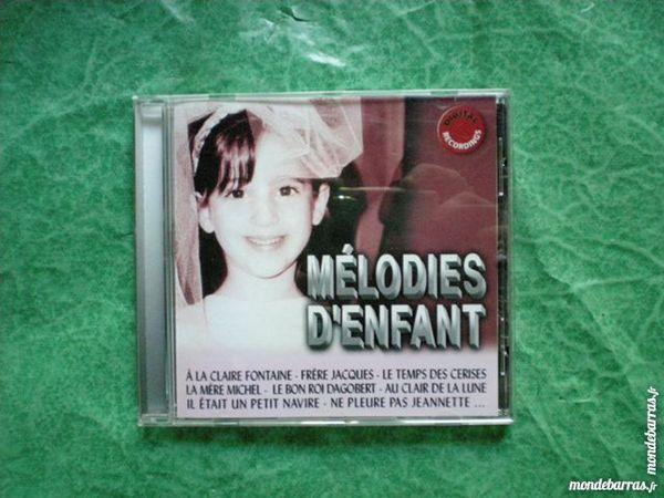 CD Mélodies d' enfant 3 Saleilles (66)