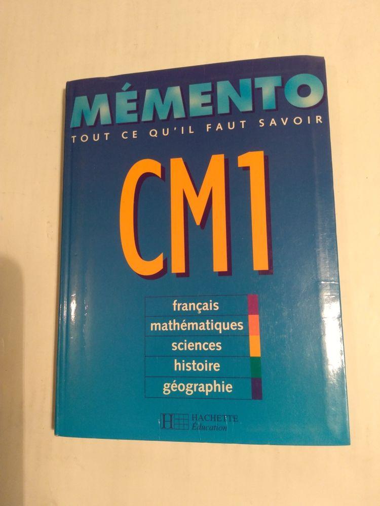 Mémento CM1 5 Calais (62)