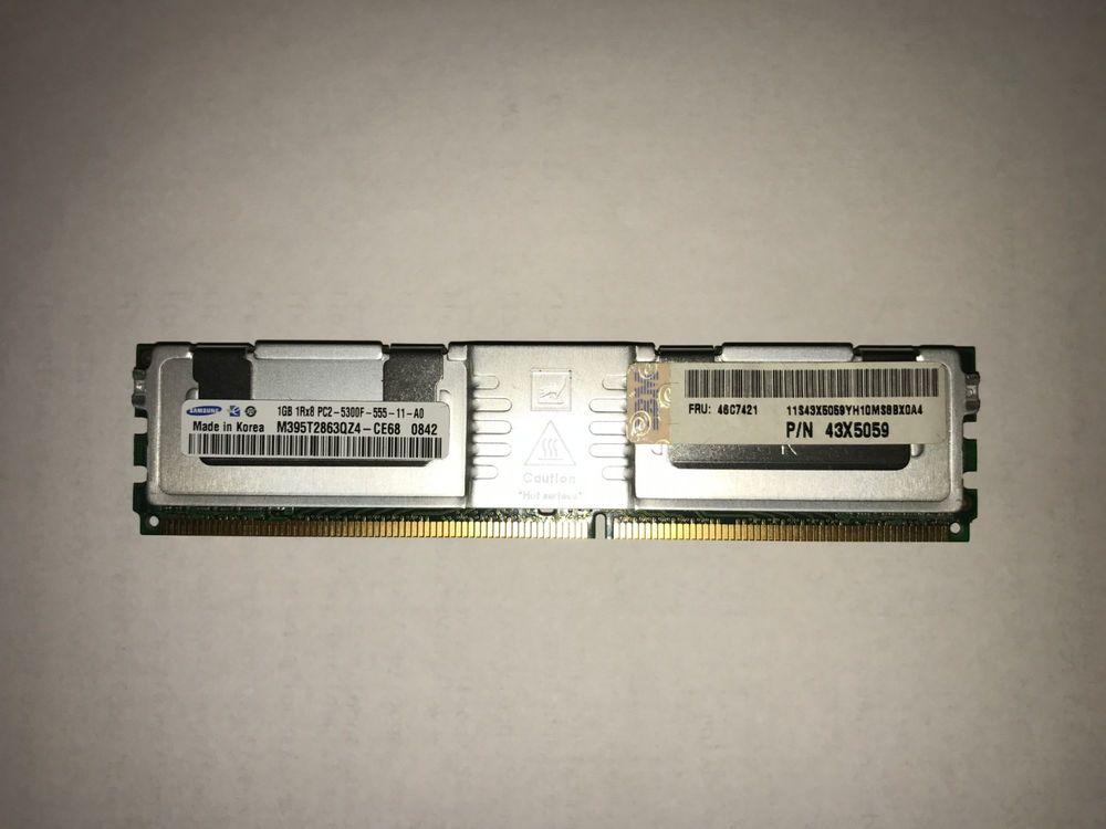 memoire RAM 1GB pc bureau PC2 5300F 11 Versailles (78)