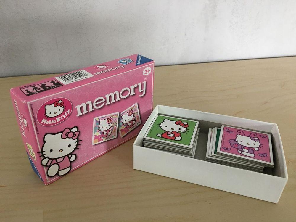 Jeu memory Hello Kitty 5 Beauchamp (95)