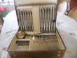 Ménagère métal argenté L'Absie (79)