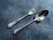 Ménagère en métal argenté Décoration