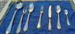 Ménagère metal argenté