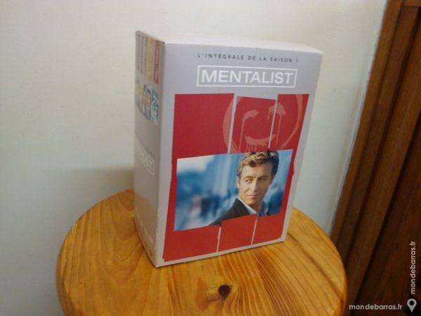 MENTALIST - 6 DVD- 20 Le Perreux-sur-Marne (94)