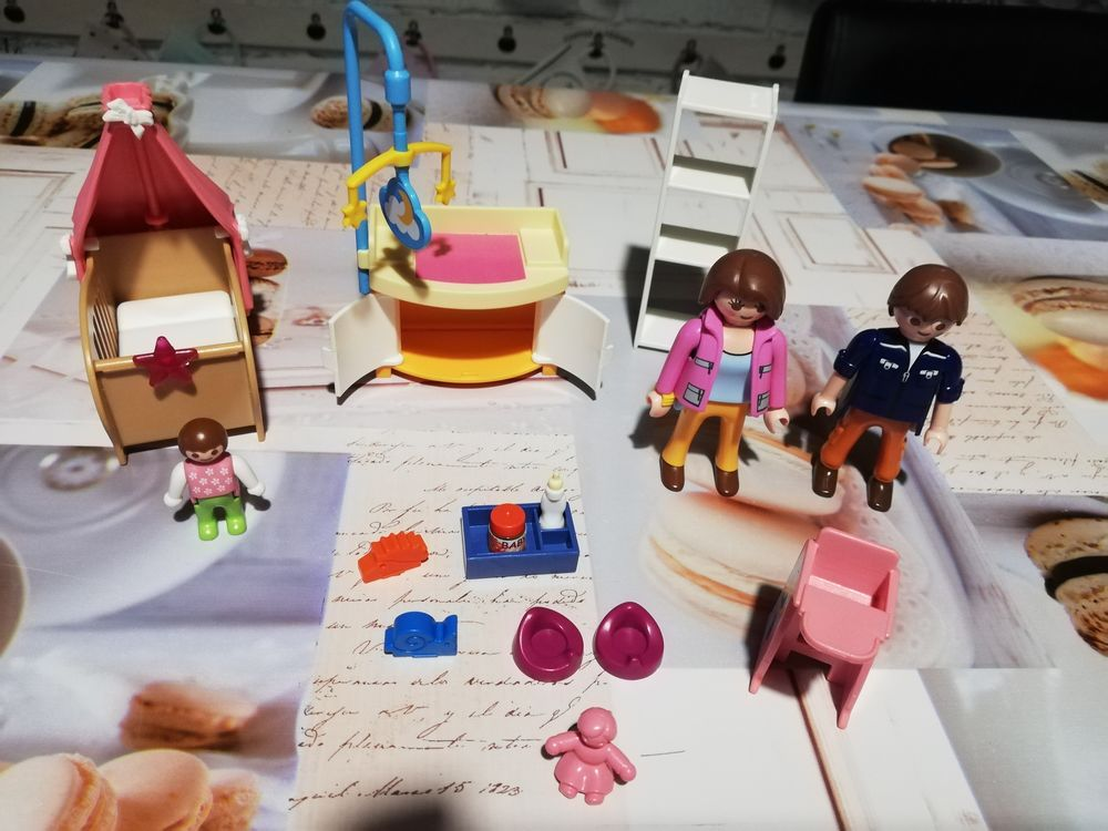 mercerie playmobil 20 Le Grand-Quevilly (76)