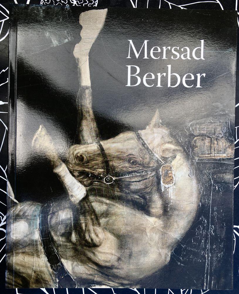 Mersad Berber, Retrospectiva; Beau grand livre d'art broché  18 L'Isle-Jourdain (32)