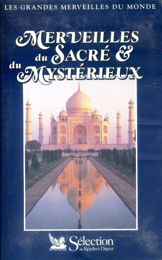 Merveilles du sacré et du mystérieux, DVD et blu-ray