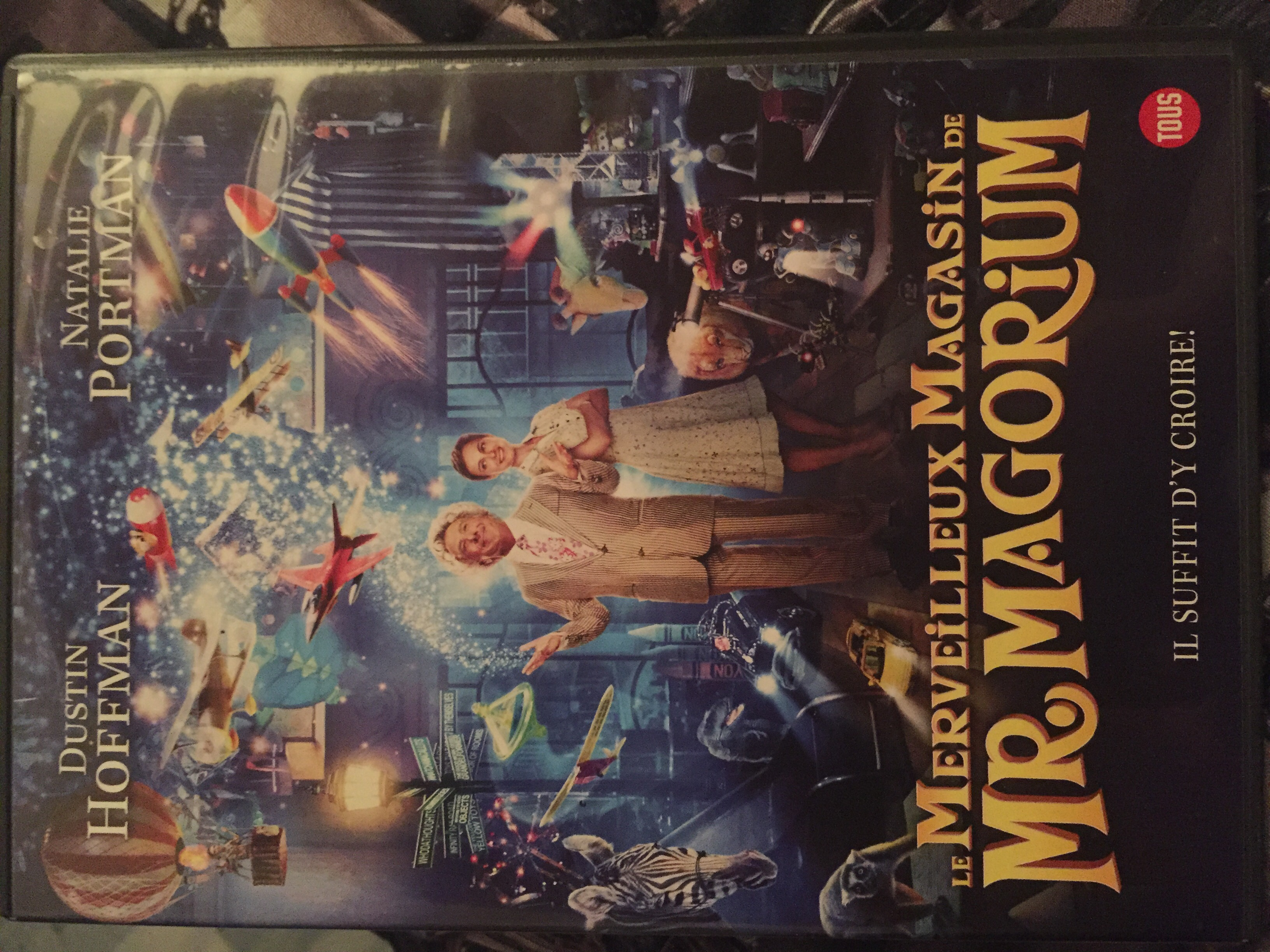 DVD Le Merveilleux Magasin de Mr. MAGORIUM DVD et blu-ray