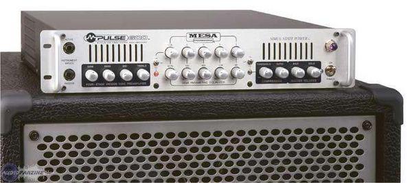 mesa boogie m-600 pulse 1500 Douai (59)