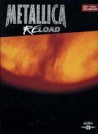 METALLICA RELOAD SONG BOOK BASS TABLATURES port inclus 25 Albi (81)