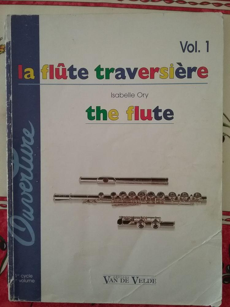 méthode flûte traversière 12 Saint-Philbert-de-Grand-Lieu (44)